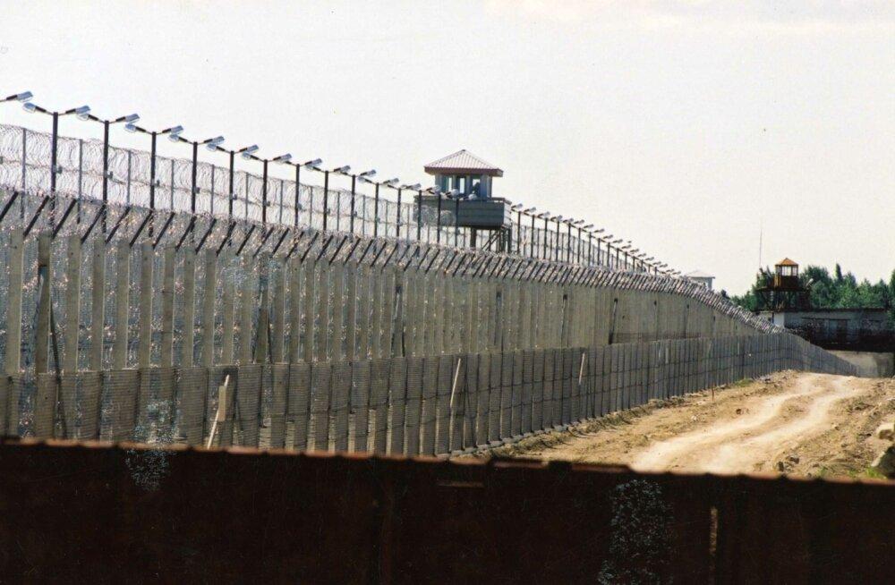 vangla müür