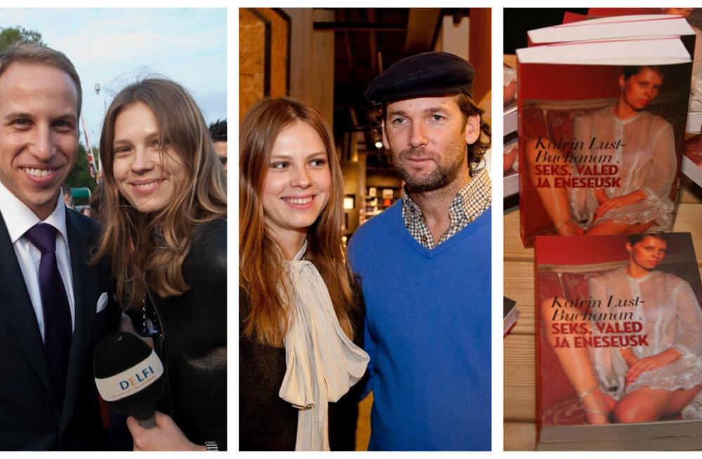 TOP 6 | Sünnipäevalapse Katrin Lusti skandaalseimad seigad eraelust: aktifotod, värvikirev abielu ja peod Hollywoodis