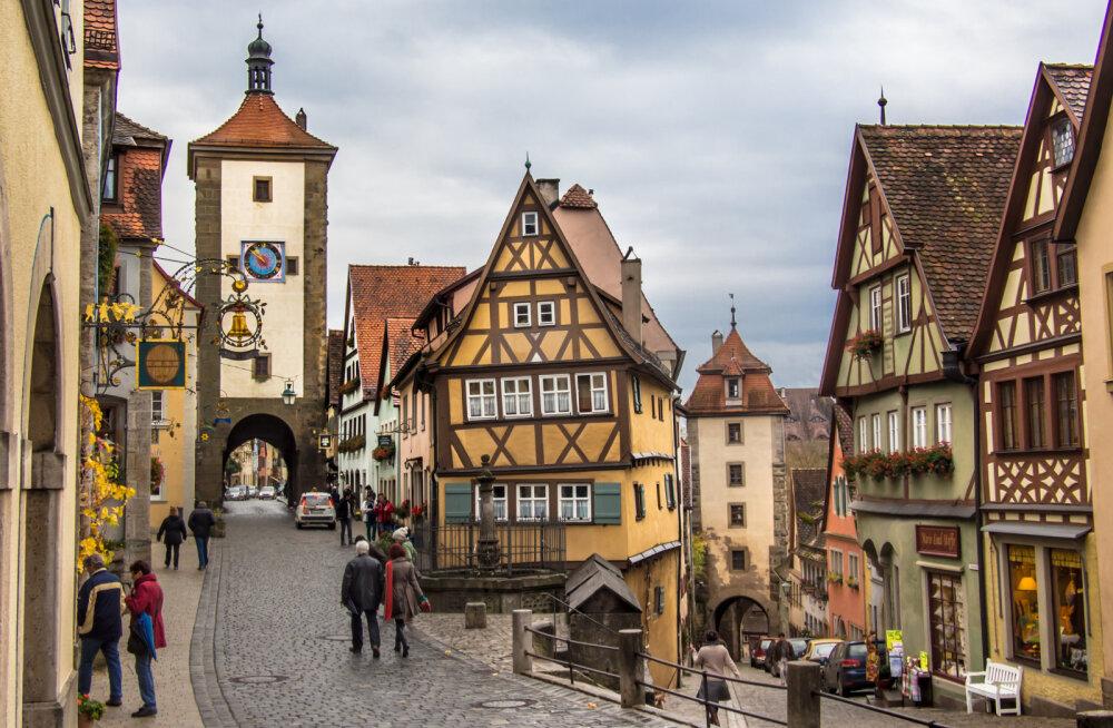 25 маленьких, но очень уютных городов Европы