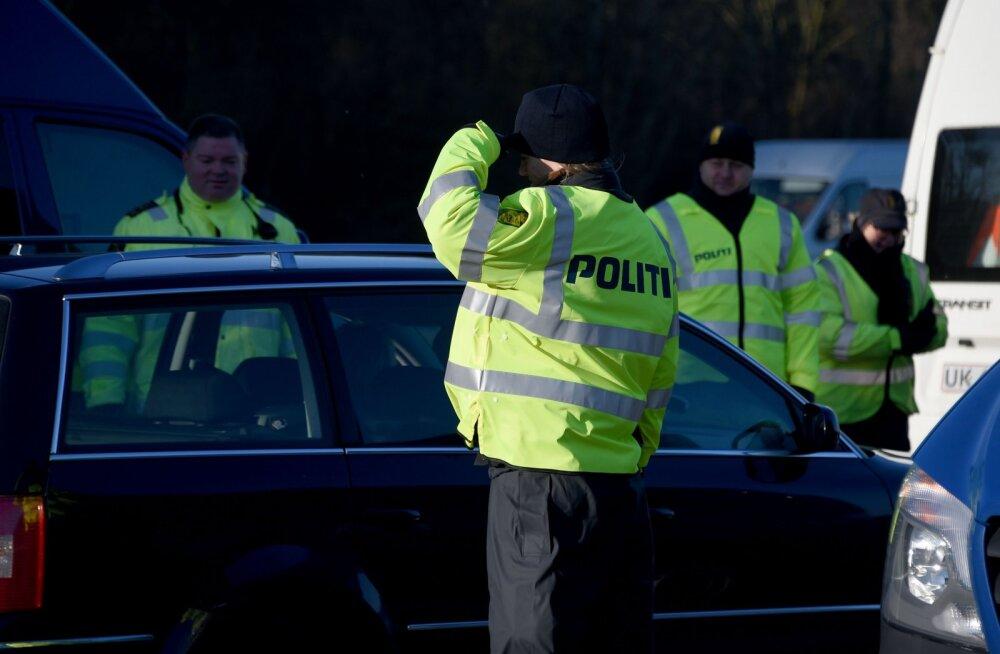 Taani võtab Rootsi gangsterite tõttu kasutusele ajutise piirikontrolli
