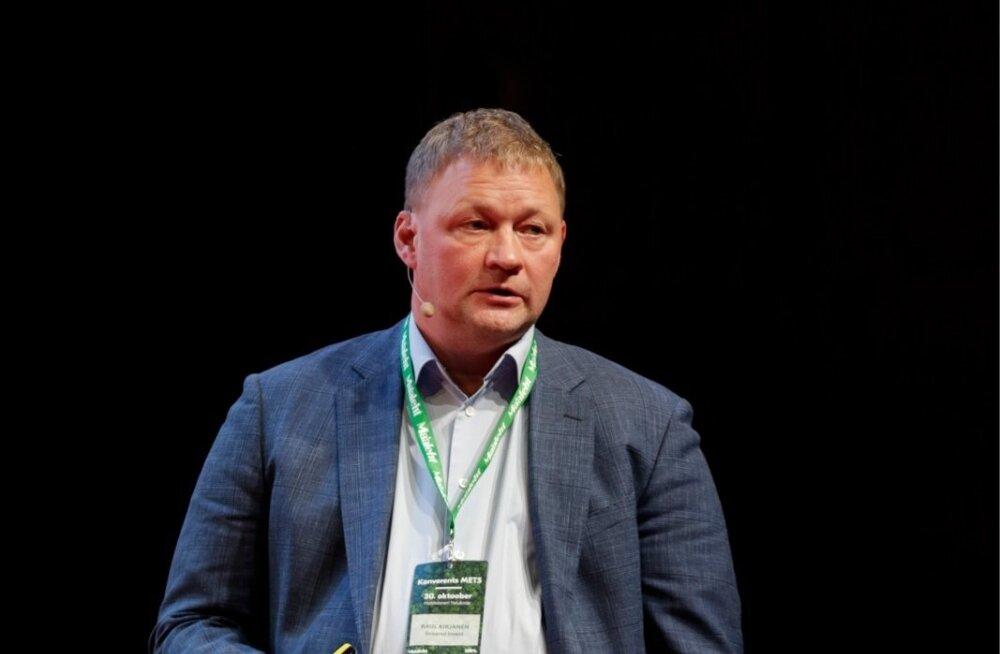 Graanulitööstur Raul Kirjanen: metsa osas on ühiskonnas vähe terviknägemust