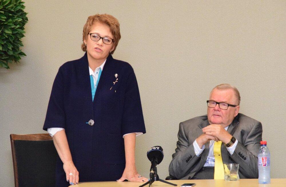 Нарвский Союз Сависаара зарегистрирован, а местный список центристов возглавит Михаил Стальнухин