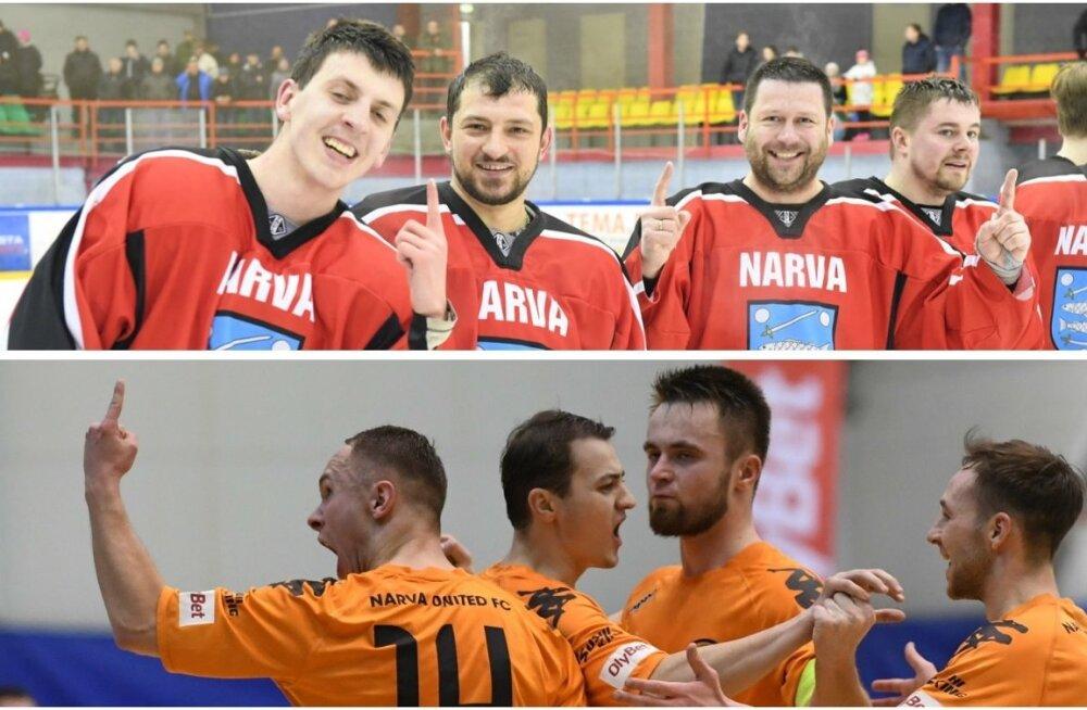 Narva PSK ja Narva United