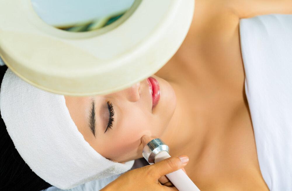 Kosmeetik kommenteerib: kas salongis tehtav nahahooldus on ikka päriselt ka vajalik?