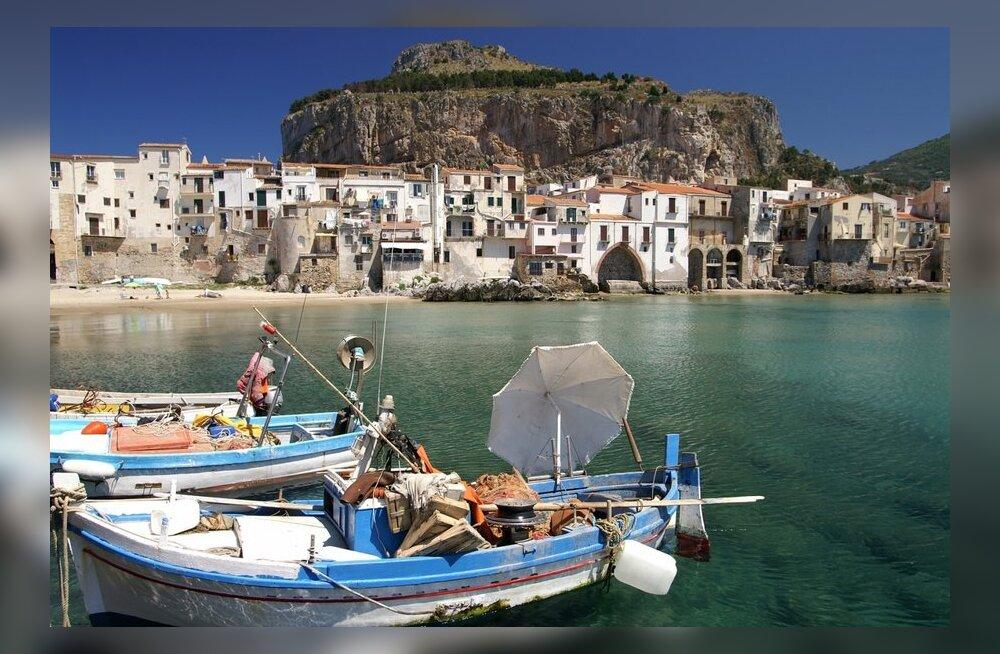 Minu Sitsiilia: päkapikk, ilukirurg ja töötu mina