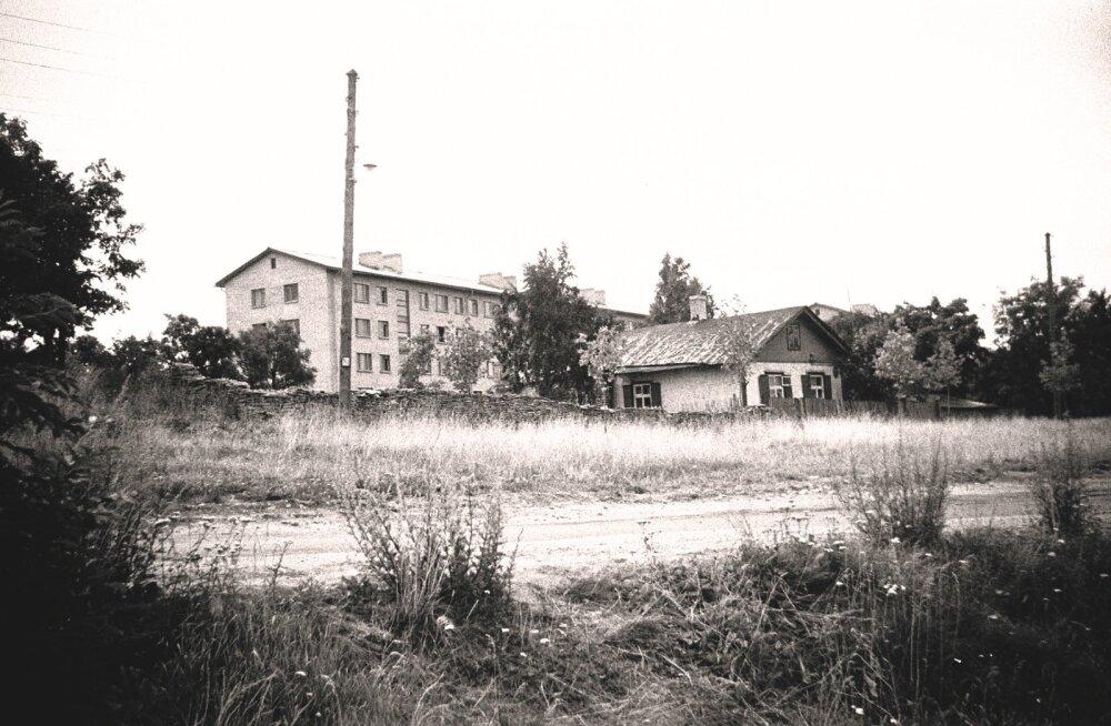 Послевоенный Ласнамяэ: сталинки и хрущевки росли как грибы