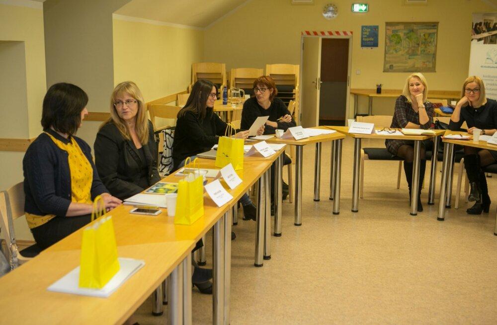 MEIE MAA | Viie riigi õpetajad said Osilias kokku