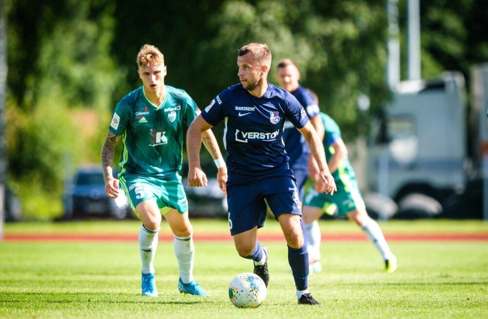Paide Linnameeskond vs FCI Levadia 25.07.2020
