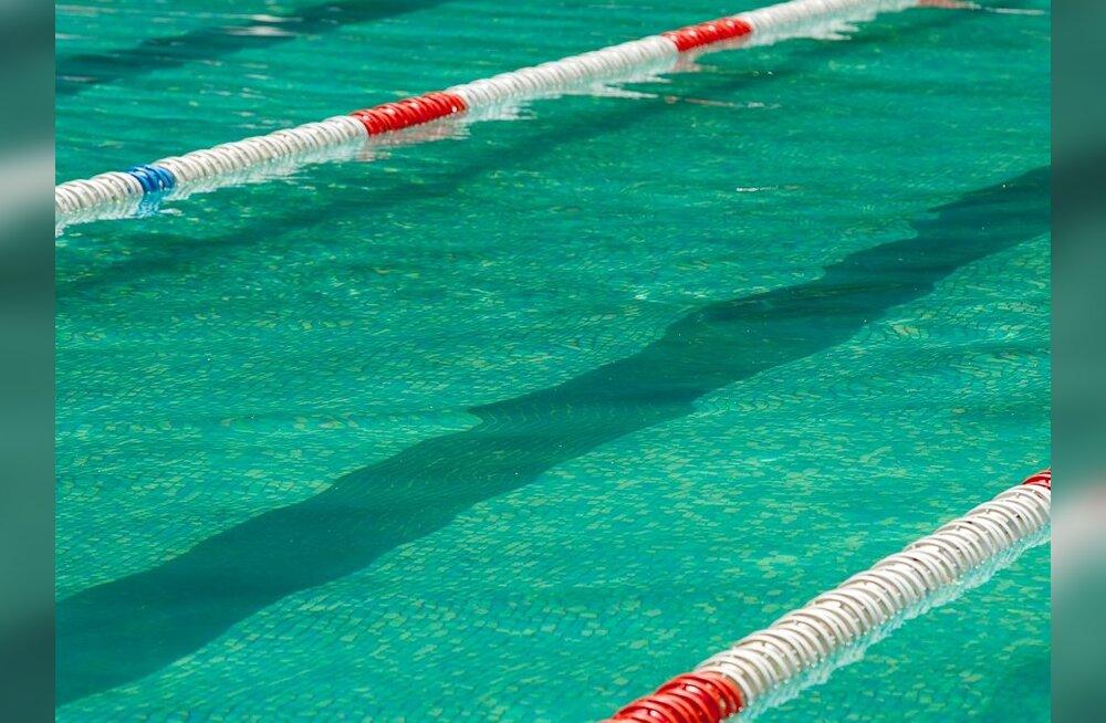 Ujuja Pjotr Degtjarjov näitas Sankt Peterburgis rekordkiirust