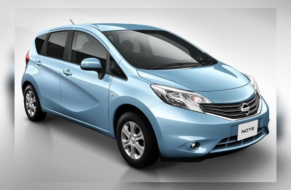 ВИДЕО: Nissan впервые показал новый Note