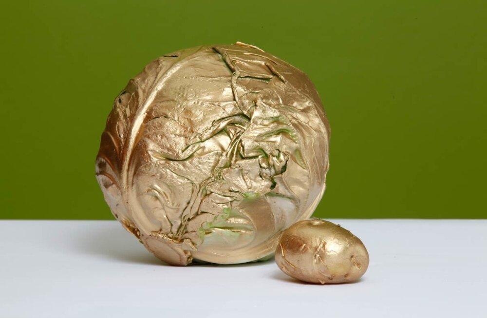 Kuldne kapsas