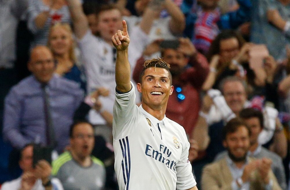 Cristiano Ronaldo. Mida vanem, seda parem.