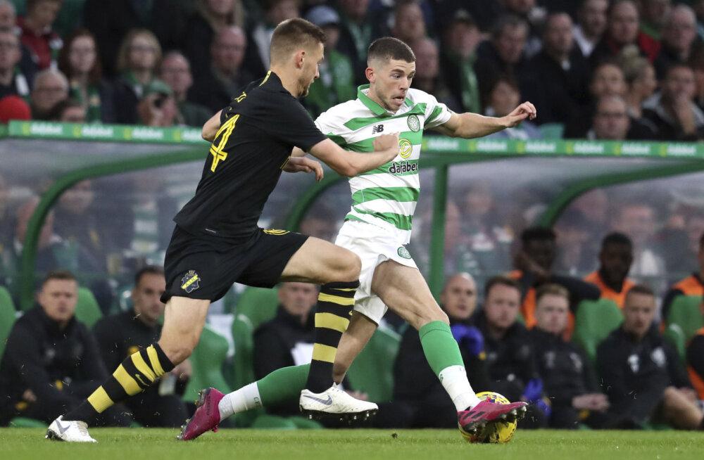 Mets ja AIK kaotasid Celticule ka kordusmatši, Läti klubi jäi napilt Euroopa liiga alagrupist välja