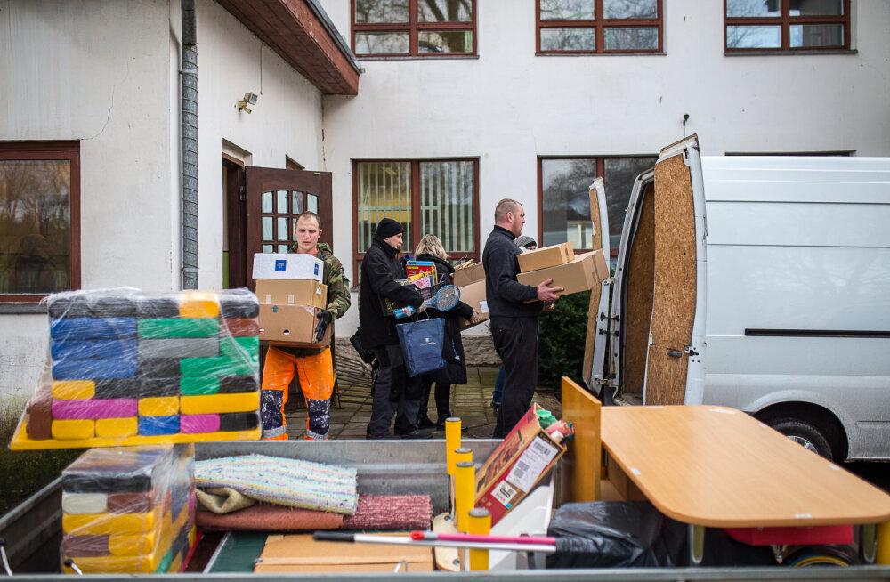 MEIE MAA | Pargi lasteaia ehitushange võib minna tühistamisele