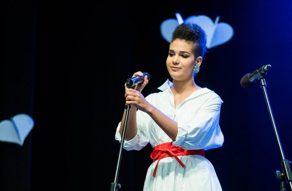 Sissi Nylia Benita: mõtlesin, et ei tule sel aastal Eesti Laulule, aga läks teisiti