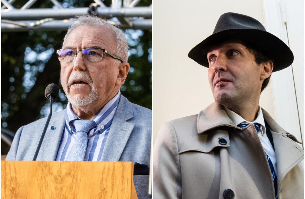 Martin Helme kutsub Rein Veidemanni ERRi nõukogu juhi kohta maha panema