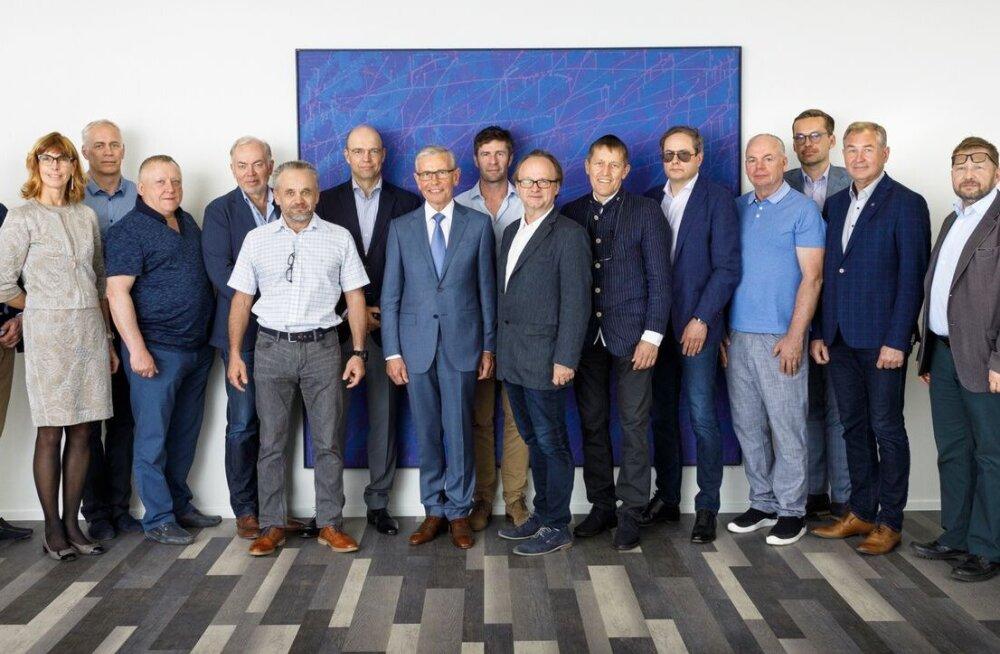 FOTOD | Tuntud ettevõtjad hakkavad riiki reformima: Eesti riik ei ole katki, kuid vajab tõsist uuenduskuuri