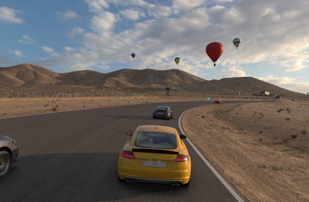 FORTE MÄNGUARVUSTUS | Gran Turismo Sport (PS4): lihvitud sõidusimulaator kannatlikule mängurile