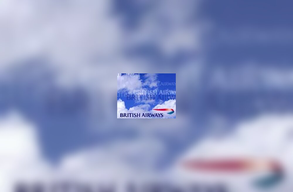 <b>British Airways korraldab esmaspäeval sooduskampaania</b>