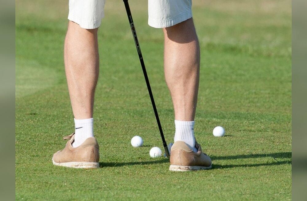 Kuressaare müüb golfifirma aktsiad siiski enampakkumisel