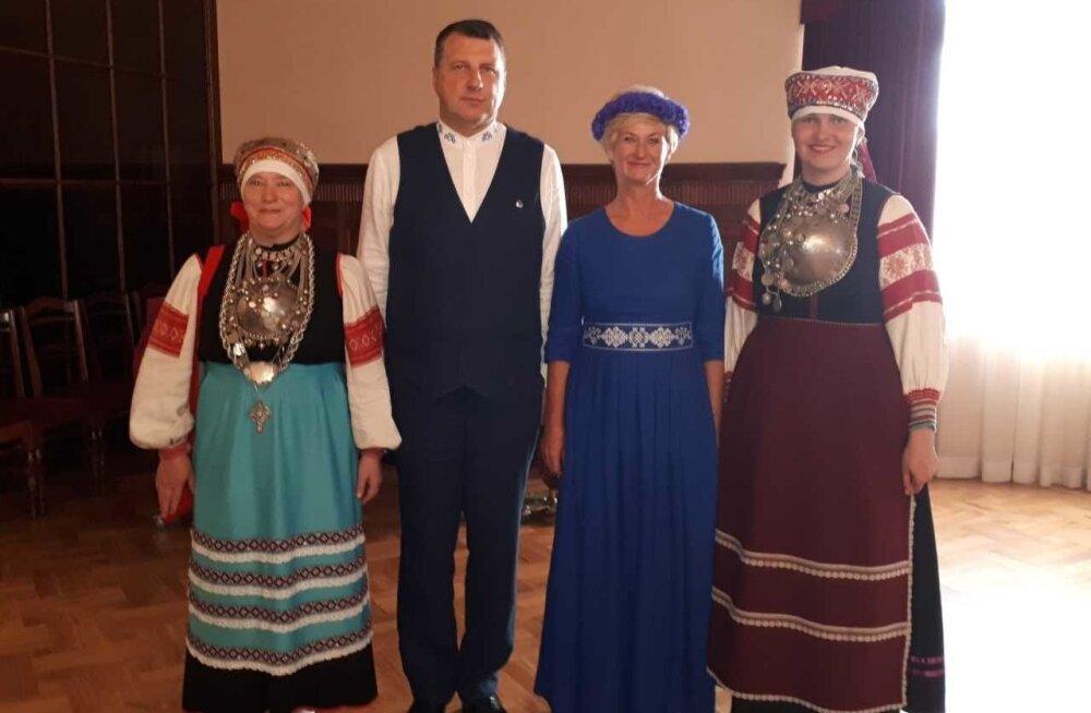 Riia pärimuspidu Baltica