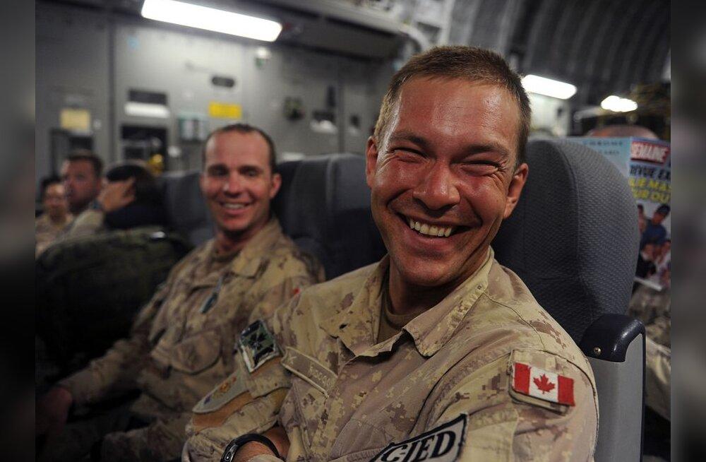 VIDEO: Kanada lõpetas missiooni Afganistanis