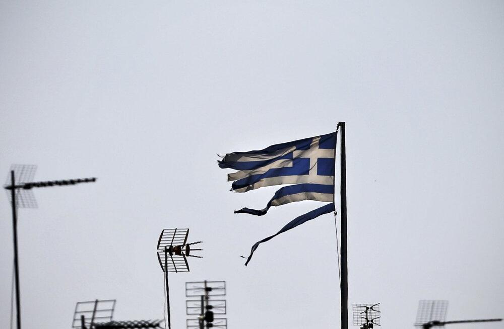 IMF euroalale: vabastage Kreeka võlamaksetest kuni 2040. aastani, tagasimakse tähtaeg ulatuks 2080. aastani