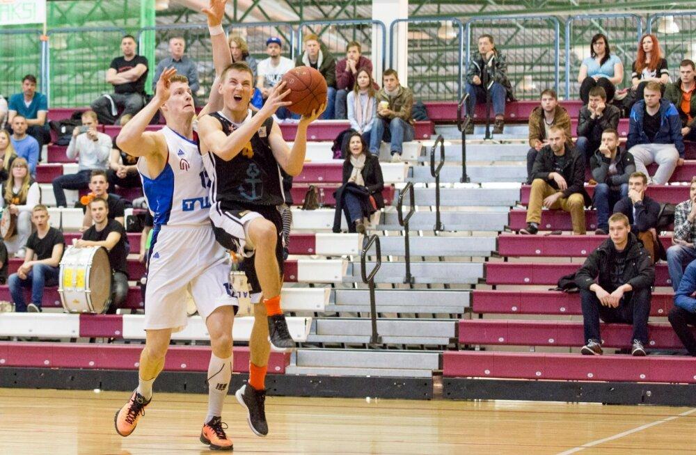 TLÜKalev ja Pärnu Sadam play-off