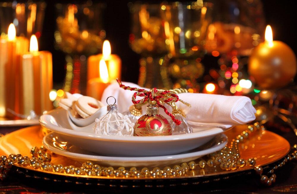 RETSEPTID: Nami-Nami tervislik ja hõrk jõulupidu