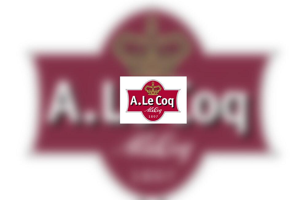 Aasta logistikateo tegi A. Le Coq