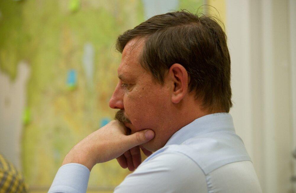 Vestlusring-Taavi Aas,Gunnar Meinhard ja Tarmo Miilits