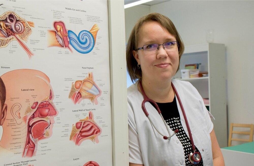 Perearst Piret Rospu on võtnud südameasjaks patsientidele oma blogi kaudu päevakajaliste teadusuudiste vahendamise.
