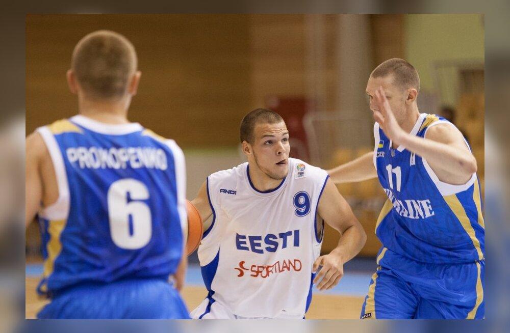 Eesti - Ukraina U20 korvpall, Martin Paasoja