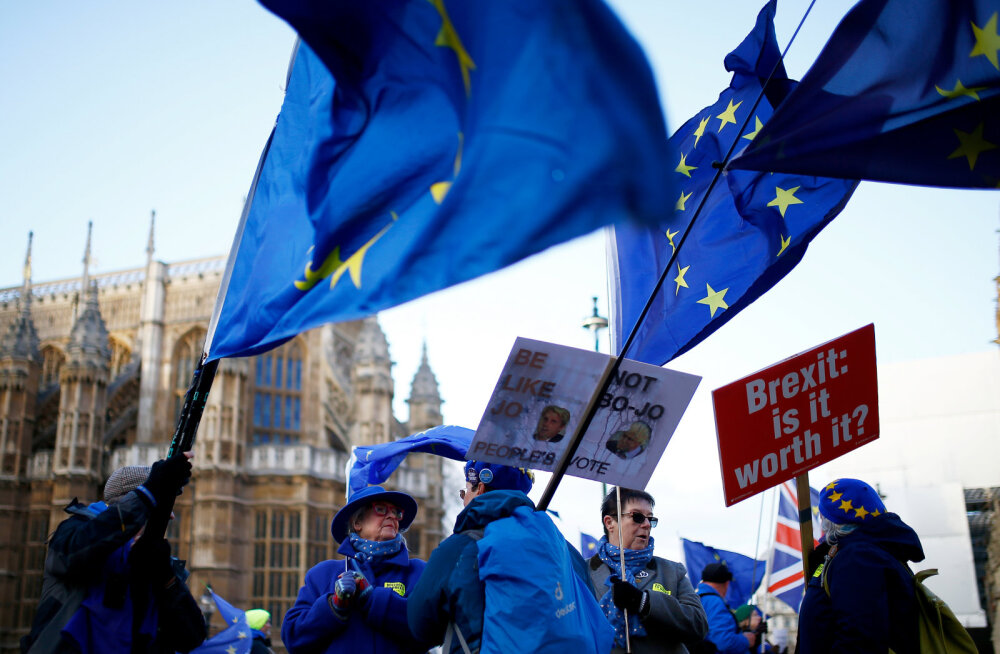 Üle 150 000 Ida-Euroopa töölise lahkus aastaga Suurbritanniast