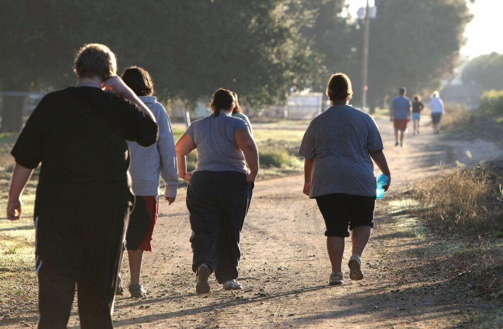 Raske viga: paljud ülekaalulised noored peavad end normaalkaaluliseks