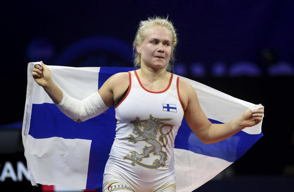 Maadluse maailmameister meenutas, kuidas eestlasest treener raskel hetkel ära kadus: oleksin vajanud tema tuge