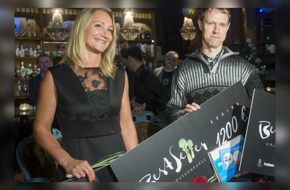 Eesti krimikirjanduse ja põneviku tulevikutähed Marek Karho ja Reelika Lootus esitlevad oma võidutöid Raamatumessil