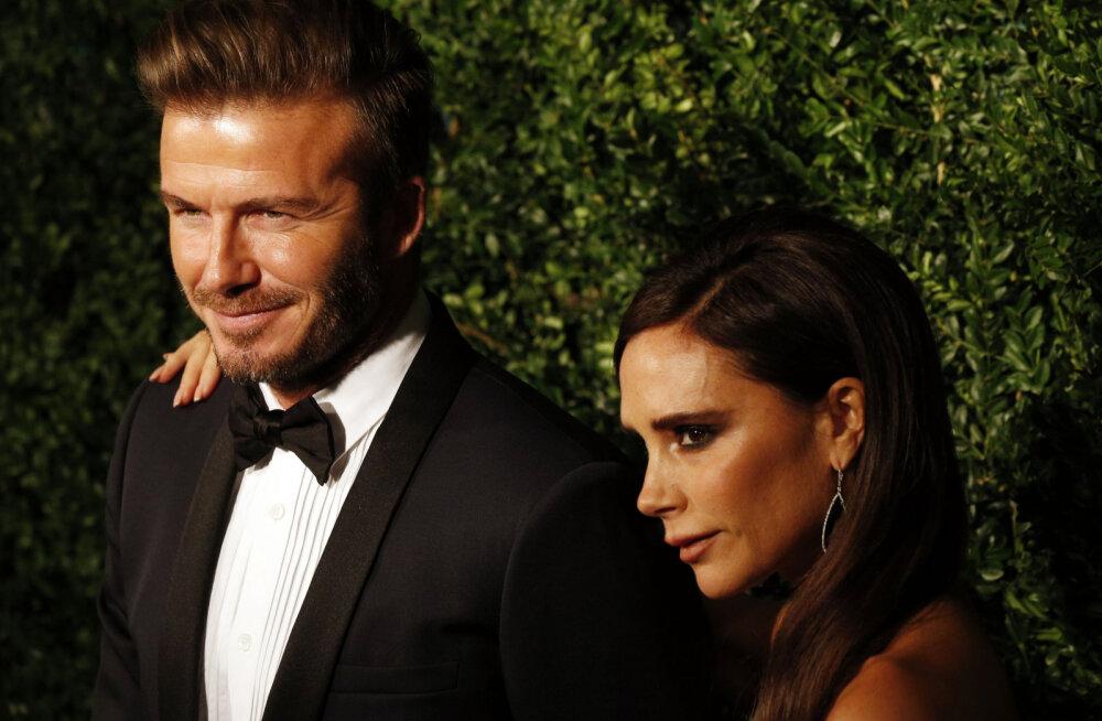 Victoria Beckham kirjeldab oma abikaasa privaatset varustust: me oleme tegelikult normaalsed inimesed