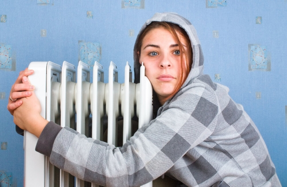 Viis põhjust, miks naised meestest külmakartlikumad on