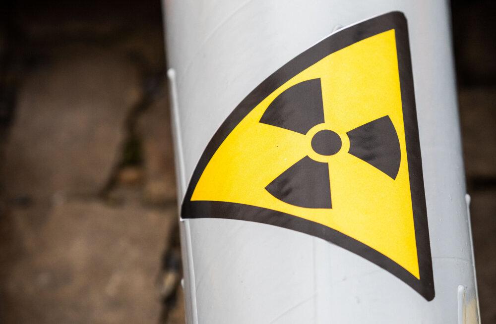 Эстония начинает подготовку к строительству хранилища радиоактивных отходов