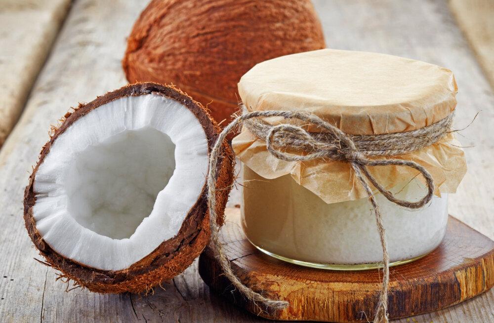 12 nippi kookosõli kasutamiseks väärt puhastusvahendina