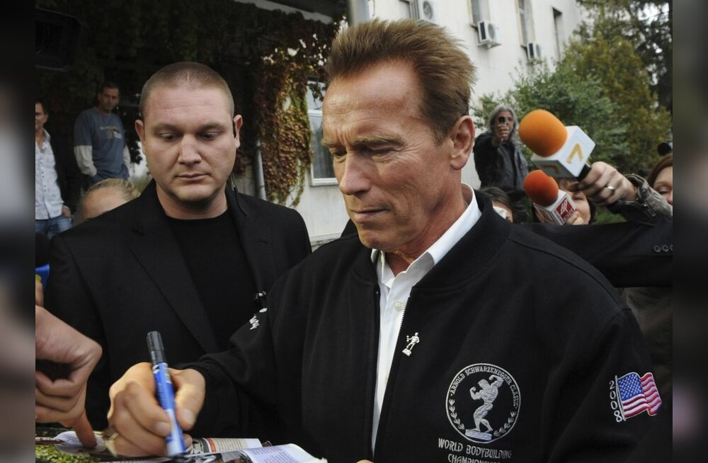 Kümneaastase pausi järel mängib Arnold Schwarzenegger taas filmi peaosa
