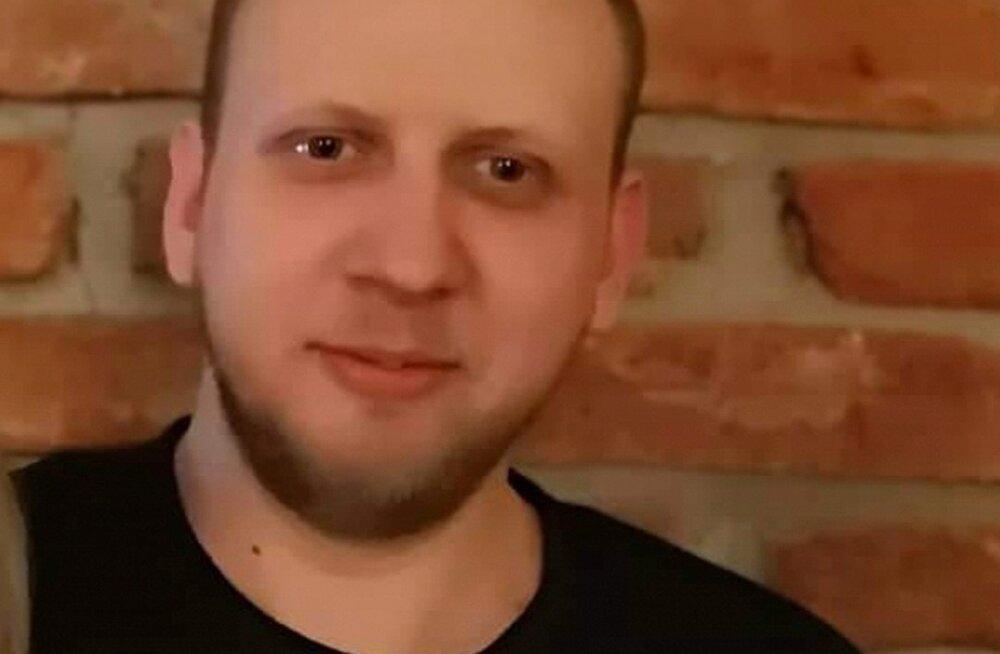 Politsei otsib Pärnus kaduma jäänud 28-aastast meest, kelle elu võib olla ohus