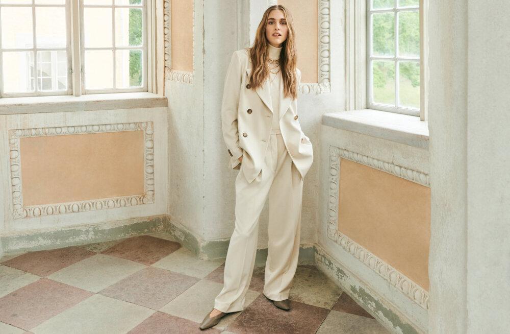 H&M выпустил экологичную коллекцию с итальянским люксовым брендом Giuliva Heritage. Она появится в Таллинне 3 сентября
