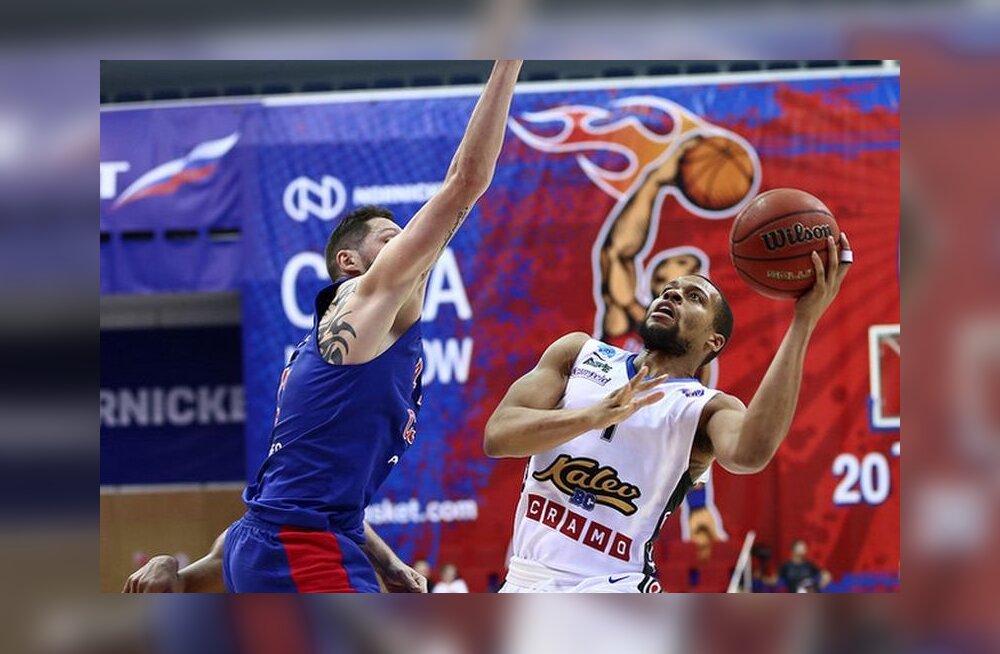 Kalev/Cramo vs CSKA