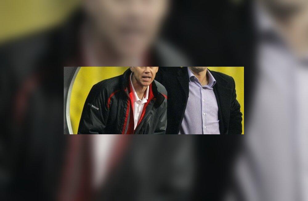 Spartaki peatreener kandideerib Reali juhendajaks