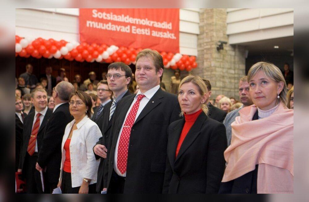 Sotsiaaldemokraadid muudavad Eesti ausaks