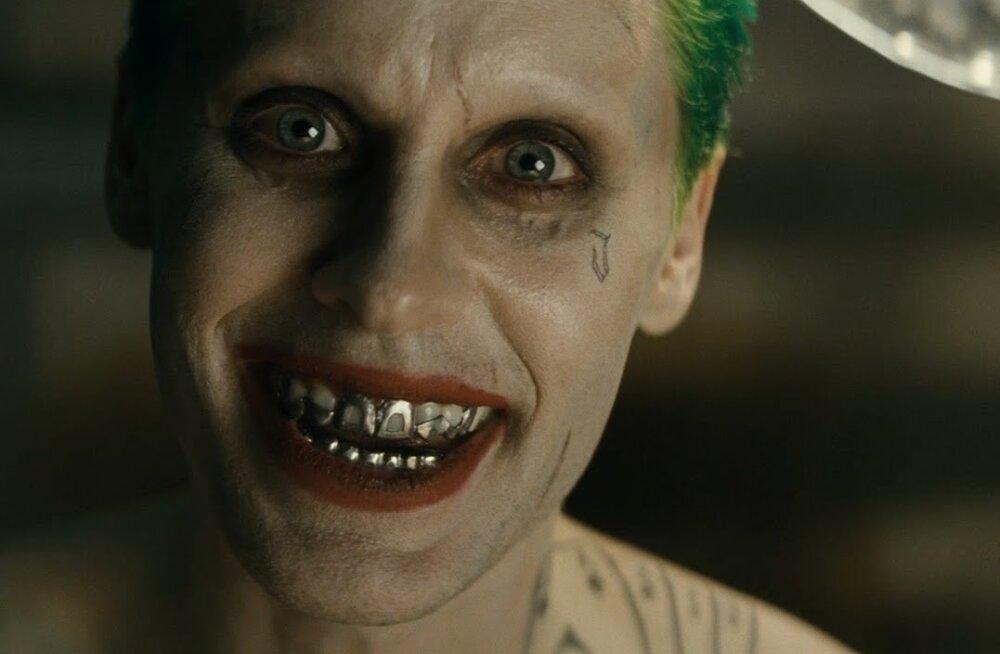 """Jared Leto tegi """"Suitsiidisalga"""" Jokkeri rolli jaoks hullumeelseid tempe"""