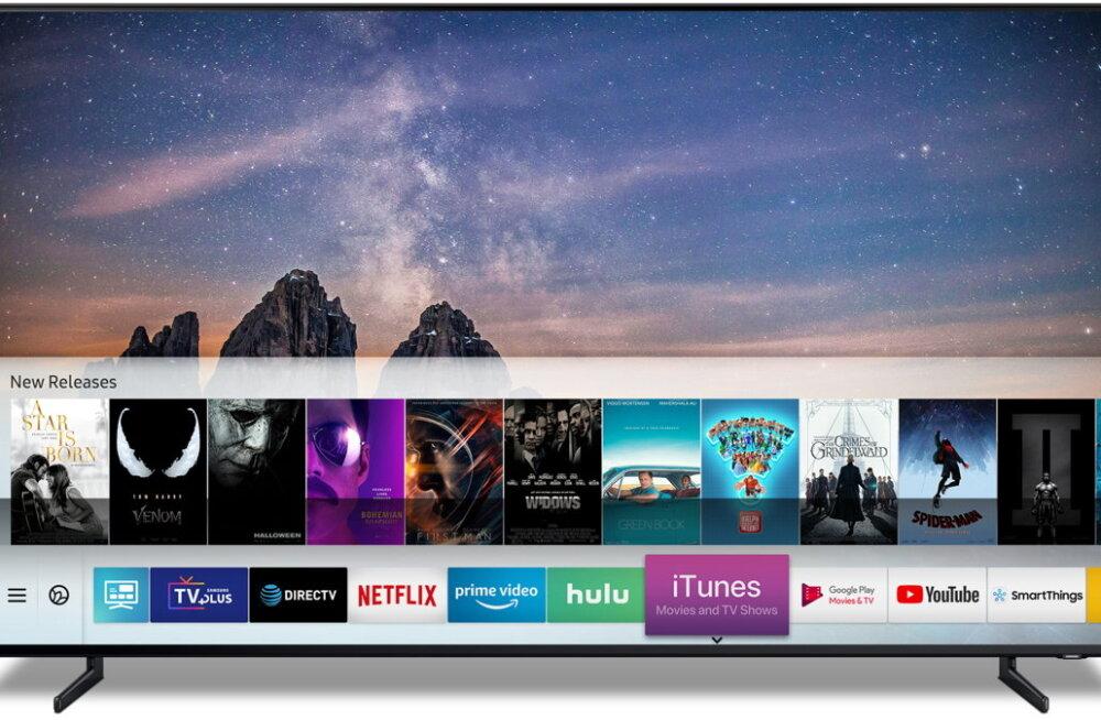 Ootamatu: Samsungi nutitelerid hakkavad kasutama Apple'i teenuseid