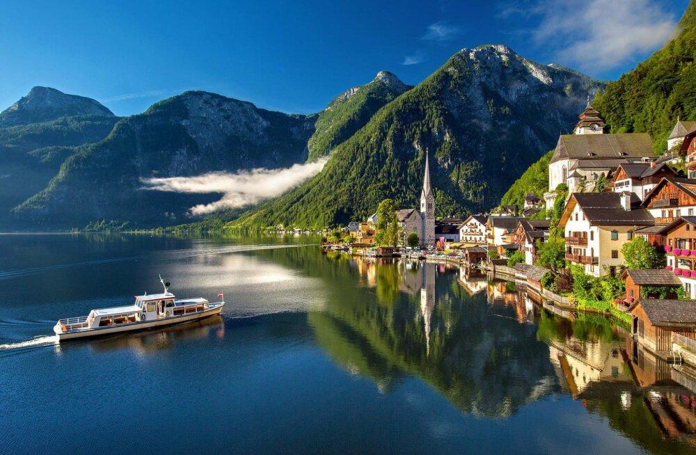 VIDEO | Vaata järele, mida põnevat räägiti Austriast Rahva Raamatu reisihommikul!